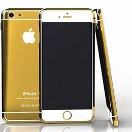 Предварительный заказ IPhone 6 из 24-каратного золота от Brikk