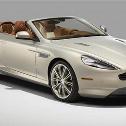 Q от Aston Martin представляет DB9 Volante, выпущенный для любителей конного спорта