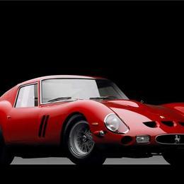 Ferrari GTO 1962 выставлен на продажу со стартовой ценой $ 64 млн и может стать самым дорогим автомобилем в мире