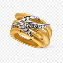 Carrera y Carrera кольцо Bambu Zen