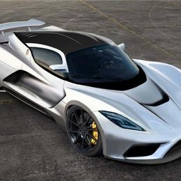Hennessey Venom F5: 1400 л.с. и ошеломляющая скорость 466,7 км/час