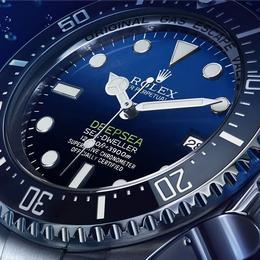 Специальное издание Rolex Deepsea, посвященное Джеймсу Кэмерону