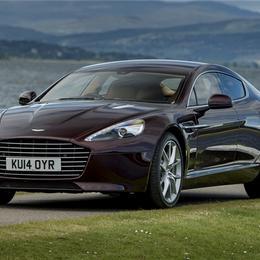 Новый и быстрый 2015 Aston Martin уже здесь