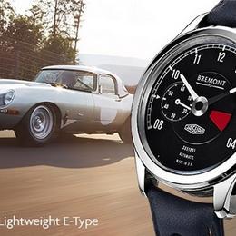 Bremont в сотрудничестве с Jaguar выпустил ограниченный тираж хронометров Lightweight E-Type
