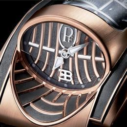 Parmigiani Bugatti Mythe: часы к 10-летней годовщине сотрудничества двух люксовых брендов