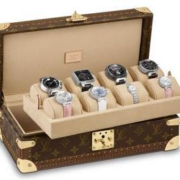 Louis Vuitton представляет стильный кейс на восемь часов