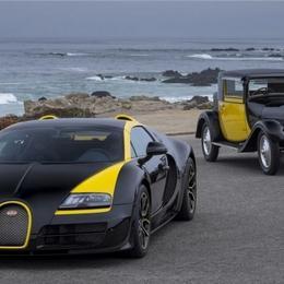 Bugatti Grand Sport Vitesse 1 of 1 – еще одно специальное издание Veyron