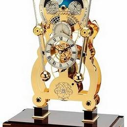 Sinclair Moonphase Sea Clock