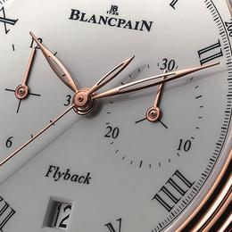 Blancpain представляет новинку коллекции Villeret – хронограф Pulsometer Flyback