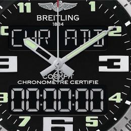 Breitling запускает Cockpit B50 – часы со встроенным кварцевым источником питания