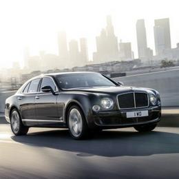 Bentley представляет Mulsanne Speed