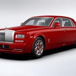 Бизнесмен из Гонконга разместил заказ на 30 экземпляров Rolls-Royce Phantom общей суммой в $20 млн