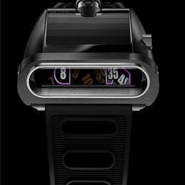 Часы, вдохновленные Lamborghini, выпущены из нового экзотического поликарбоната