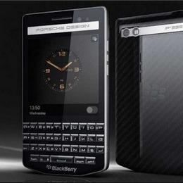 BlackBerry Porsche: последняя попытка бренда сделать роскошный смартфон