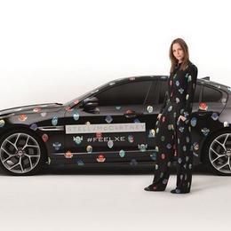 На Парижском автосалоне дебютирует Jaguar XE от Стеллы Маккартни