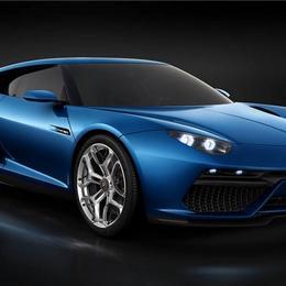 Концепт гибрида Lamborghini Asterion LPI 910-4 на Парижском автосалоне
