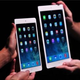 Предстоящий запуск продаж золотого iPad Air