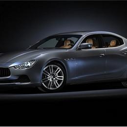 2015 Maserati Ghibli Ermenegildo