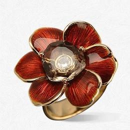 Кольцо Gardenia Medium