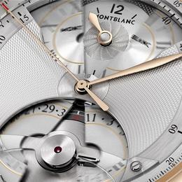 Montblanc Metamorphosis II – инновационные часы с изменяющимся циферблатом