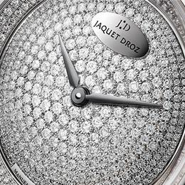 Jaquet Droz Lady 8 Shiny: украшение вашего запястья