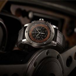 Ralph Lauren выпускает автоматический хронограф в честь 1938 Bugatti 575С Coupe