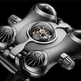 HM6: самые креативные часы от MB&F