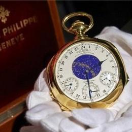 Швейцарские карманные часы проданы за рекордную цену $24 млн