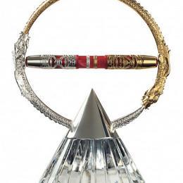 Ручка перьевая Visconti Alchemy gold