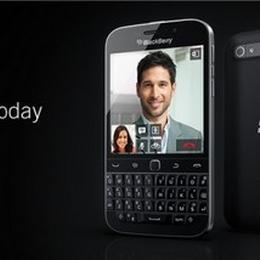 Blackberry Classic доступен для предзаказа по цене $449