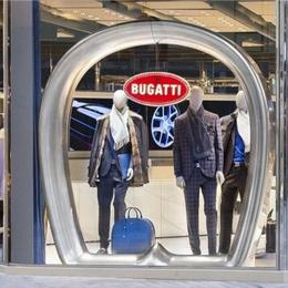 Дебют Bugatti: открытие бутика образа жизни в Лондоне