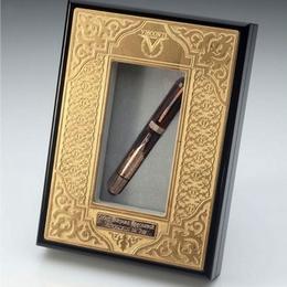 Перьевая ручка Visconti San Basil Solid Rose Gold