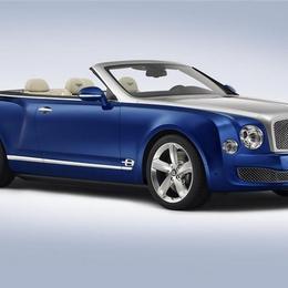 Bentley Grand Convertible: новый концепт от автопроизводителя