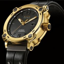 Bulova представляет первые в мире часы, выполненные из 24-каратного золота