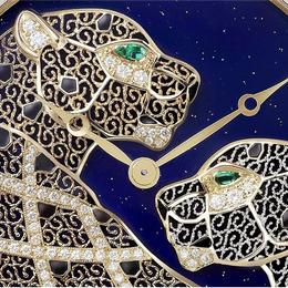 Часы Louis Cartier Filigree: возрождение древнего искусства филиграни