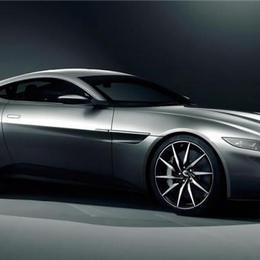 Aston Martin создает DB10 – специально для нового фильма о Джеймсе Бонде