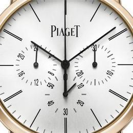 Piaget Altiplano: самый тонкий хронограф в мире