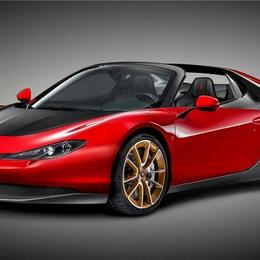 Ferrari выпускает суперкар Sergio Pininfarina