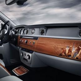 Rolls Royce представляет линейку декора Bespoke Collection