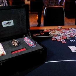 Hublot представляет часы Big Bang World Poker Tour