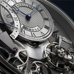 Накануне выставки Baselworld 2015 Breguet представляет Tradition Automatique Seconde Retrograde 7097