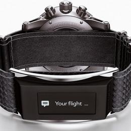 Montblanc E-Strap: «умные» технологии в механических часах