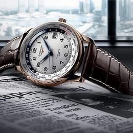 К 50-летию независимости Сингапура Longines выпускает ограниченный тираж часов