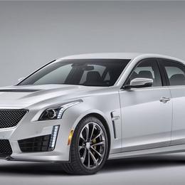 2016 Cadillac CTS-V: самый мощный автомобиль в истории бренда
