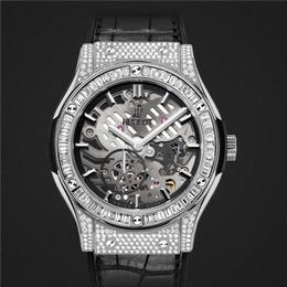 Hublot Classic Fusion Classico Ultra-Thin Titanium Jewellery