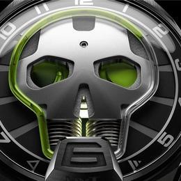 Ограниченный тираж часов, посвященных «Железному человеку»