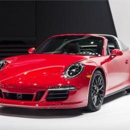 Porsche 911 Targa и Cayenne: еще больше мощности