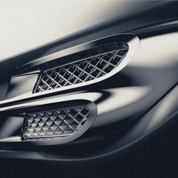 Bentayga: новый внедорожник от Bentley