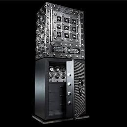 Роскошный сейф Döttling Fusion: сочетание современности и антикварного дизайна