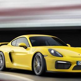 2016 Porsche Cayman GT4 – самый мощный автомобиль из линейки Cayman